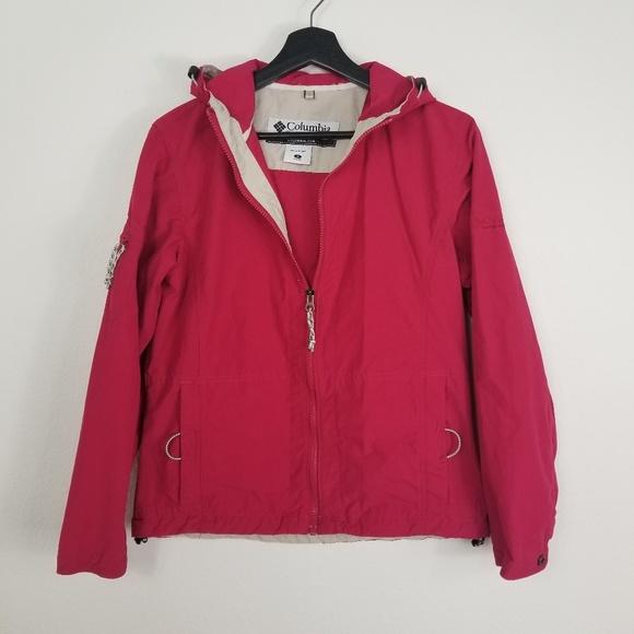 Columbia Jackets & Blazers - Columbia Women's Hooded Jacket Pink